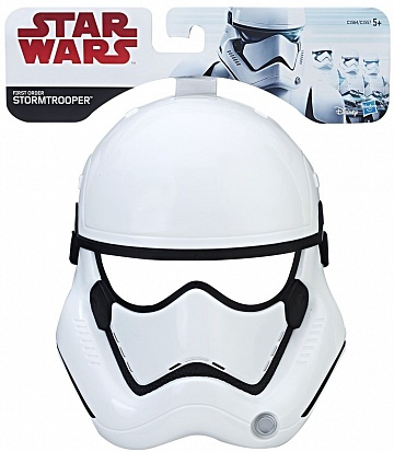 Star Wars Маска First Order Stormtrooper